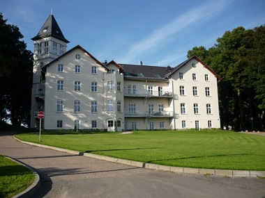 Ferienwohnung - Jagdschloß zu Hohen Niendorf/ bei KÜHLUNGSBORN