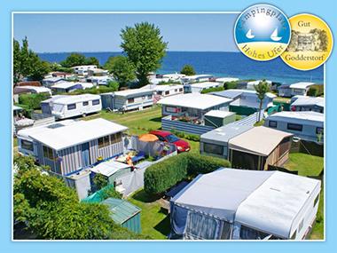 Ferienwohnung - Camping Hohes Ufer