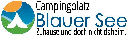 Ferienwohnung - Campingplatz Blauer See