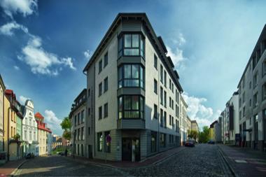 Ferienwohnung - rostock apartment LIVING HOTEL
