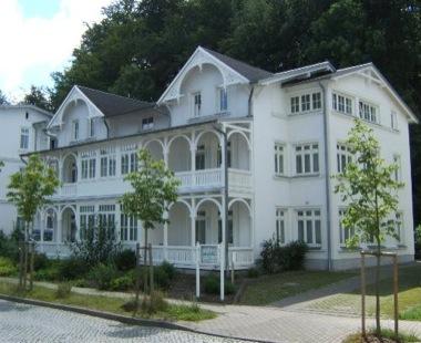 Ferienwohnung - 2-Zi-Ferienwohnung VILLA AMANDA, Binz/ Rügen