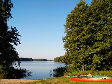 Anleger - Camping Wangnitzsee