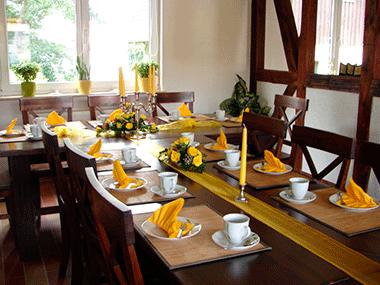 Restaurante - Camping Wangnitzsee