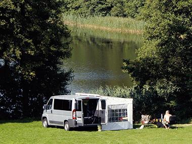 Stellplatz - Camping Wangnitzsee